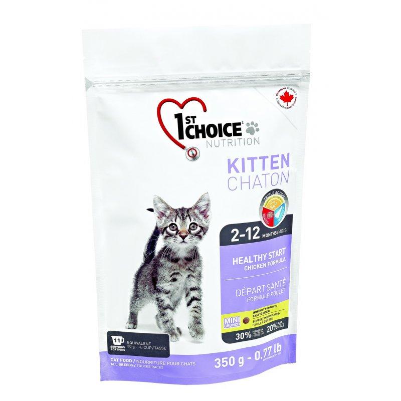 Купить корм 1st CHOICE для кошек и собак, котят и щенков