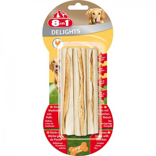 8в1 Delights Sticks (3шт)