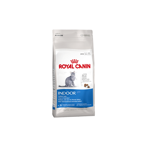 Упаковка Royal Canin INDOOR Сухой корм для кошек живущих в помещении