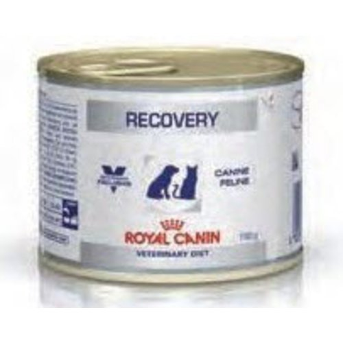 Royal Canin RECOVERY (Диета для собак и кошек в восстановительный период после болезни, интенсивной терапии)